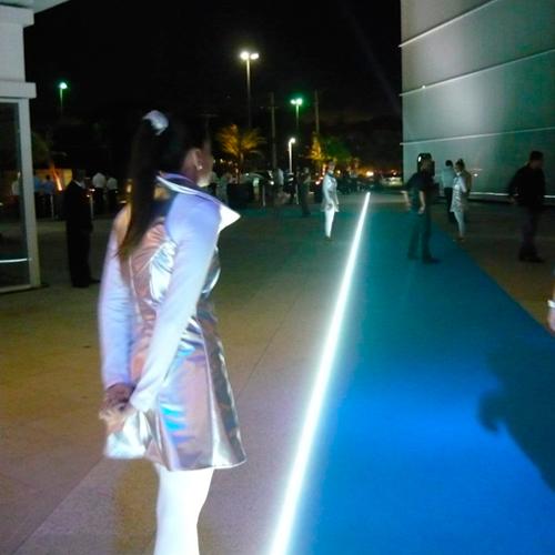 Foto Perfl LED Piso