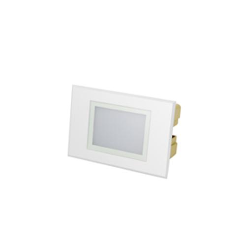 EMBUTIDO 3W LED 4X2